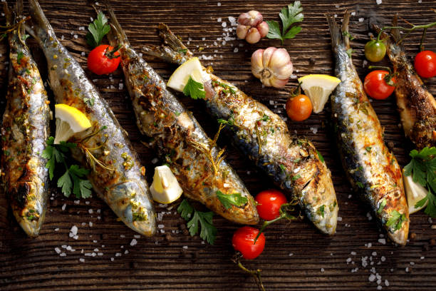 soñar con pescado cocinado