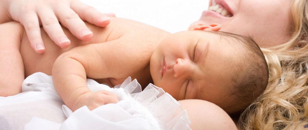 soñar con tener un hijo con otra mujer