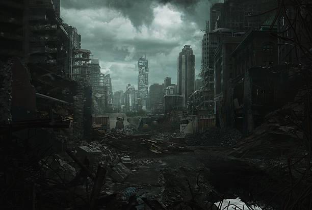 soñar con el fin del mundo meteoritos
