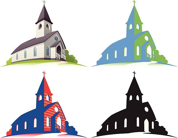 soñar con iglesia blanca