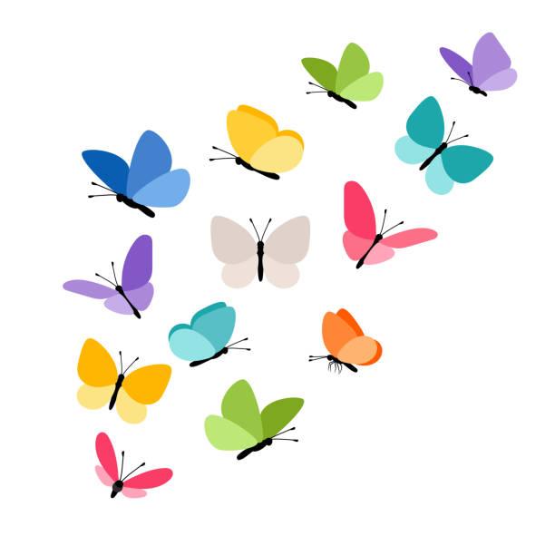 que significa soñar con 4 mariposas