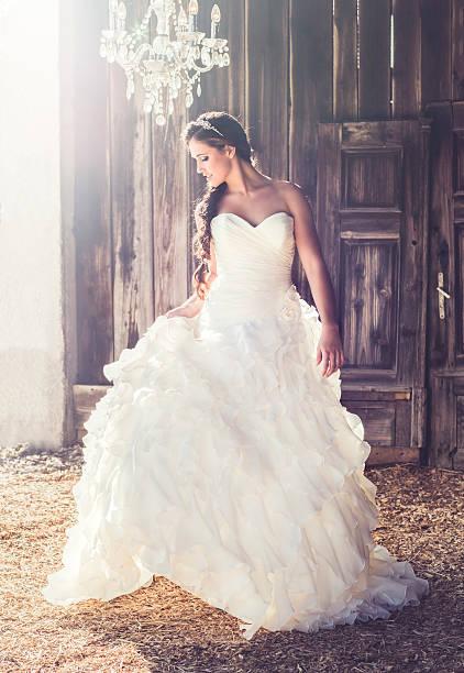 soñar con vestido de novia arrugado