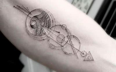 soñar con tatuajes de calaveras