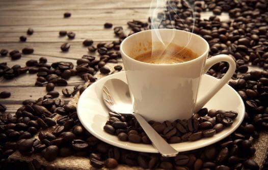 soñar con cafeteria