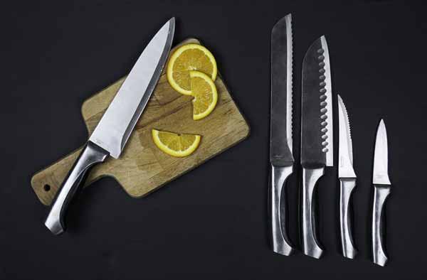 soñar con cuchillos rotos