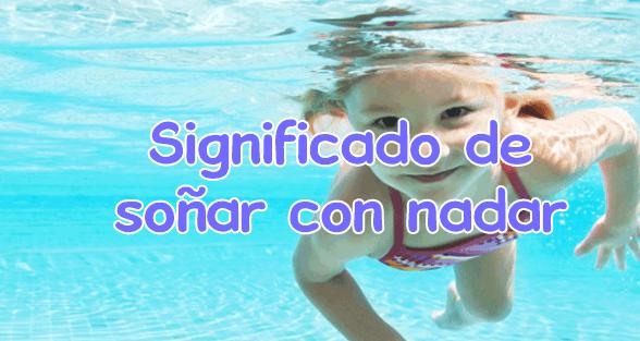 soñar con nadar en el mar