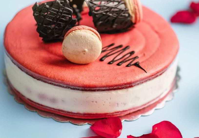 soñar con pastel de chocolate