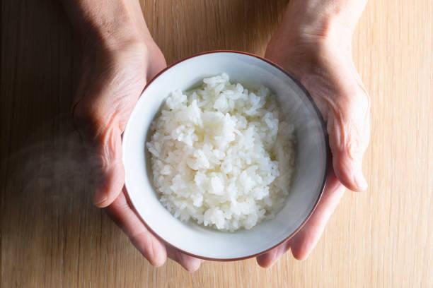 soñar con bastante arroz