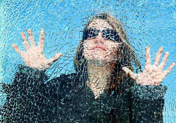 que es soñar con cristales rotos