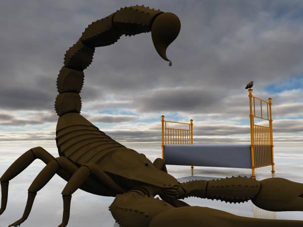 significado de soñar con escorpiones y arañas