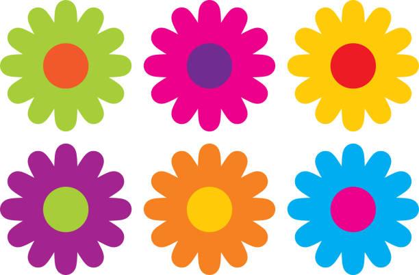 soñar con flores coloridas