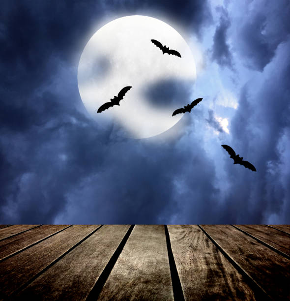 soñar con murcielagos de color negro