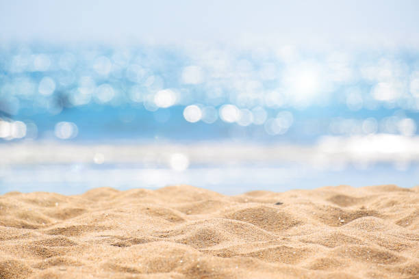 soñar con playa azul