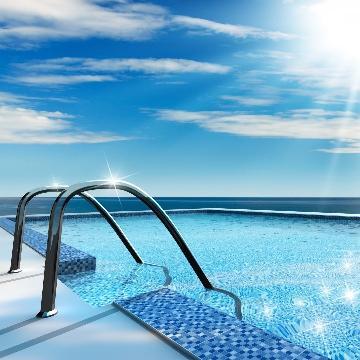 soñar con piscina sucia