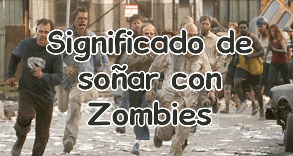 soñar con zombies y vampiros