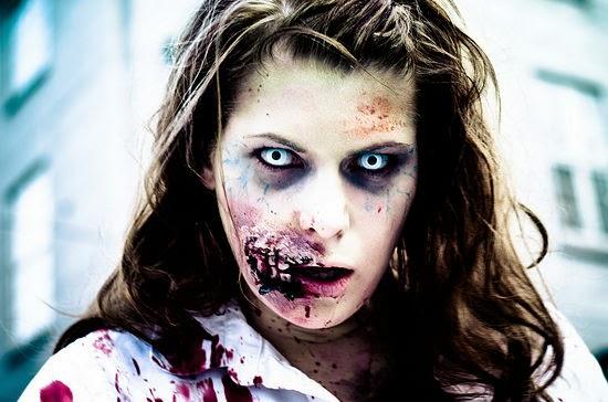 soñar con zombies persiguiendome