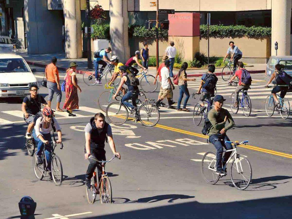 que significado es soñar con bicicleta
