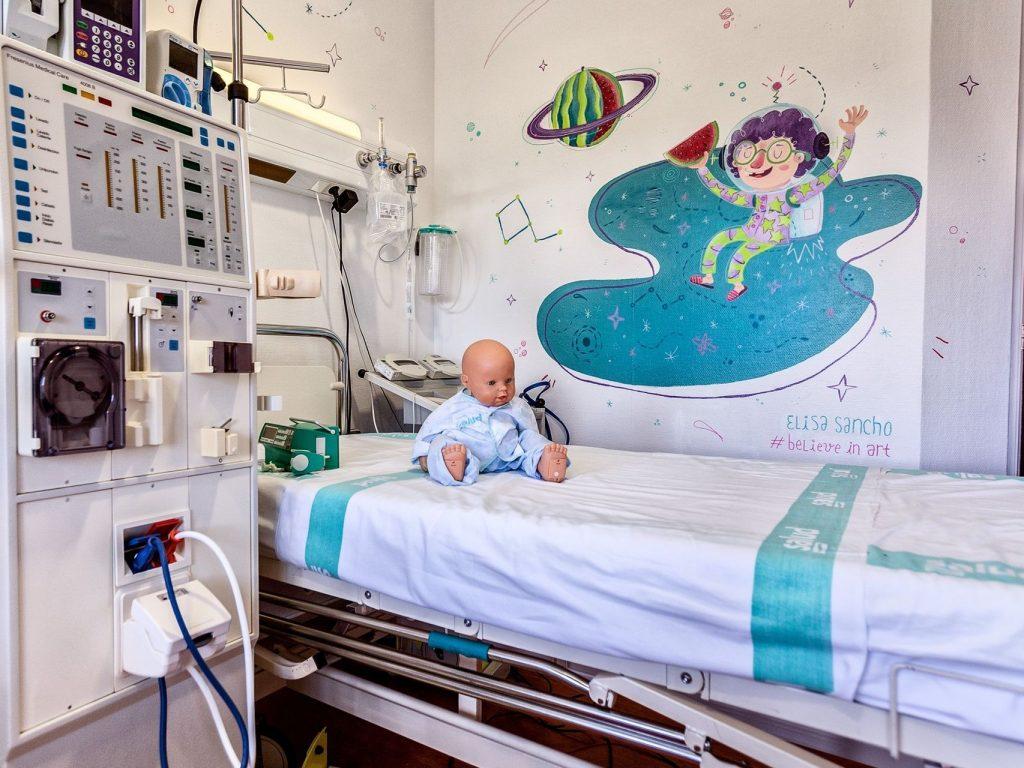 soñar con hospital y bebes