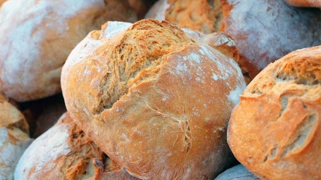soñar con pan blanco