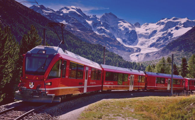 soñar con trenes y vias
