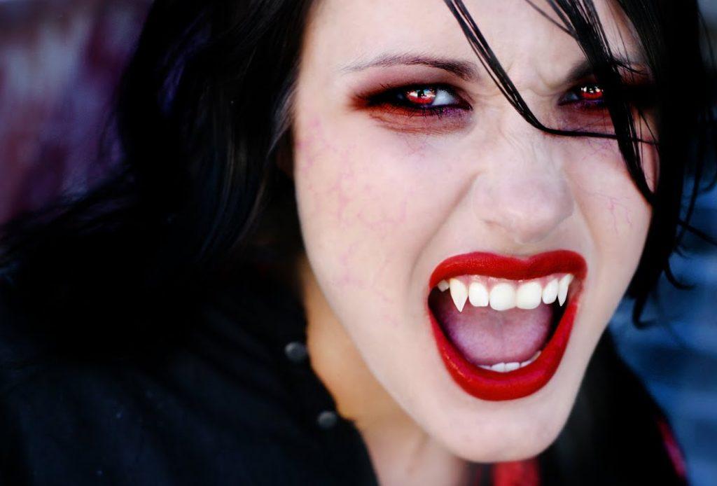 soñar con vampiros humanos