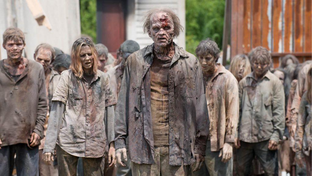 soñar con zombies en la ciudad