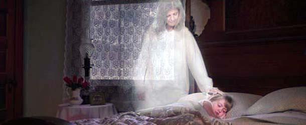 soñar con familiares muertos llorando