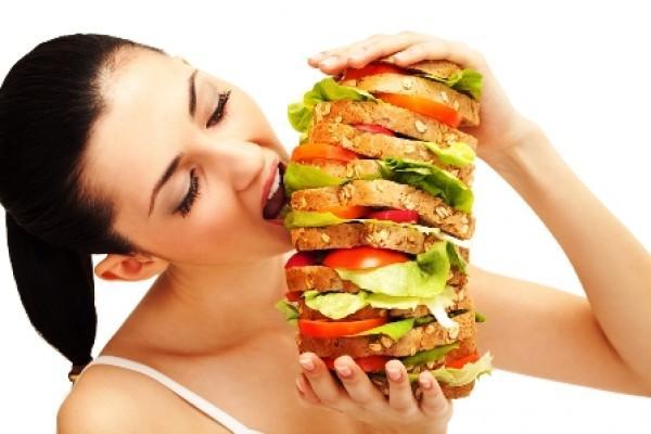 soñar con comida rápida