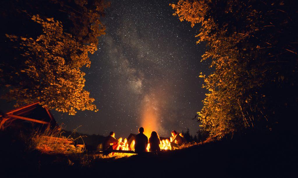 soñar con fuegos artificiales