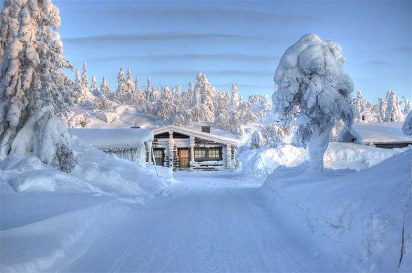 soñar con nieve dentro de casa